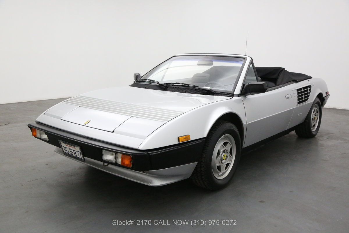 1984 Ferrari Mondial Cabriolet For Sale (picture 3 of 6)