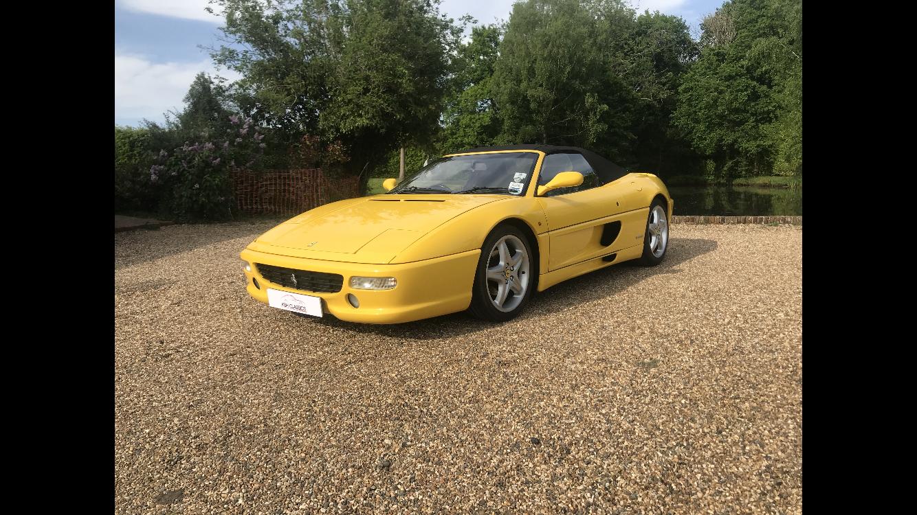 1999 Ferrari F355 spider  For Sale (picture 1 of 6)