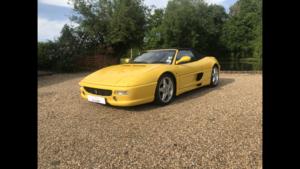 1999 Ferrari F355 spider  For Sale