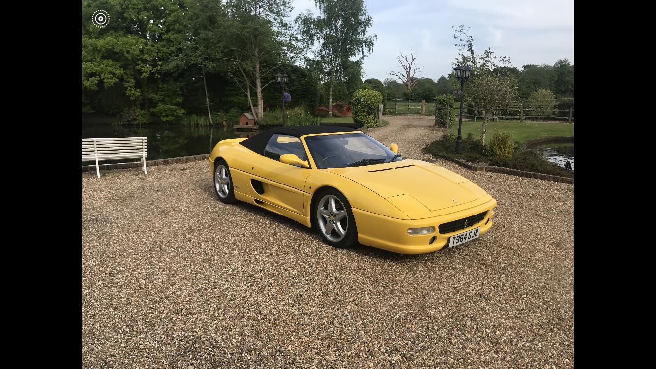 1999 Ferrari F355 spider  For Sale (picture 2 of 6)