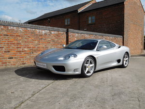 Picture of 2001 FERRARI 360 COUPE MANUAL RHD 21,000 Mls - Race Seating  SOLD