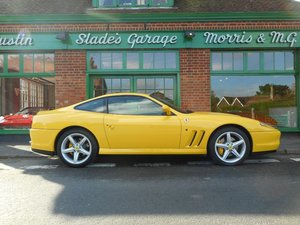 Picture of 2002 Ferrari 575M Coupe Manual  For Sale