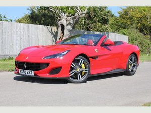 Ferrari Portofino 3.8T V8 F1 DCT (s/s) 2dr AS NEW, HUGE SPEC