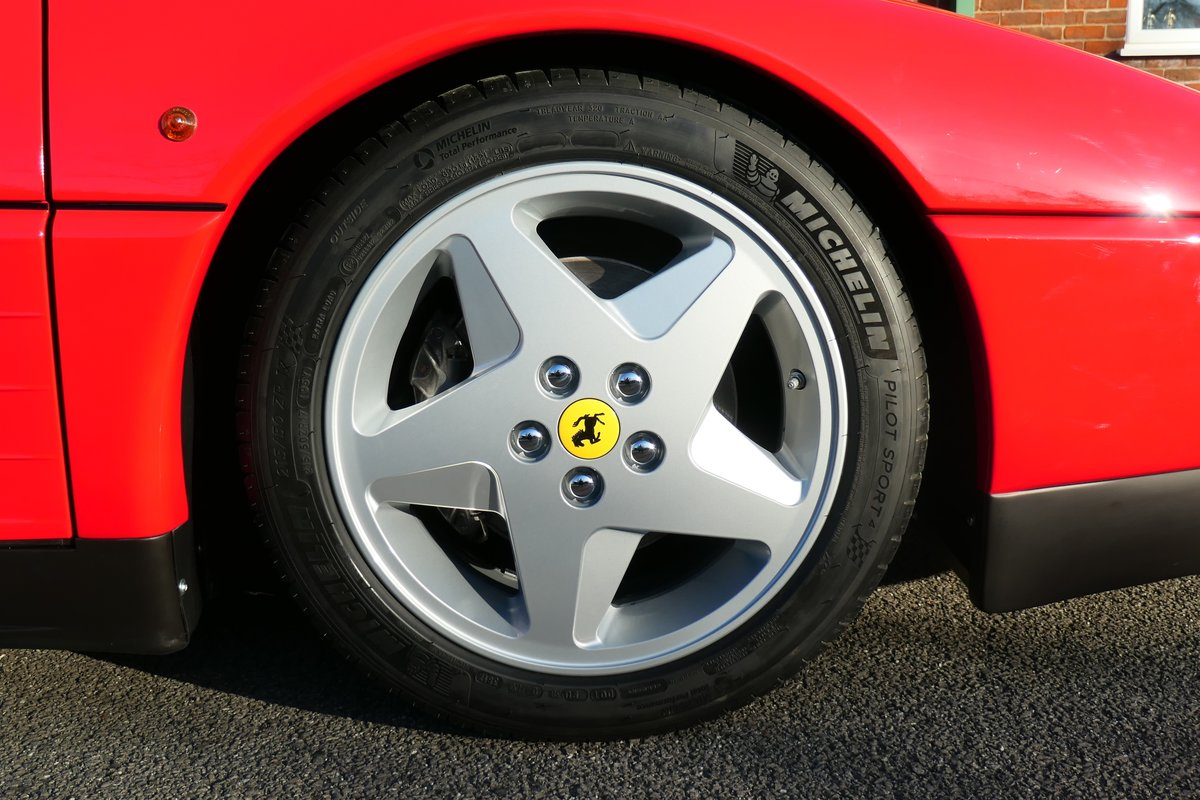 Beautiful 1992 RHD Ferrari 348TS with Low Mileage For Sale (picture 6 of 6)