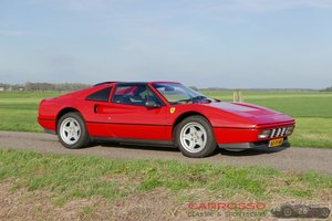 1986 Ferrari 328 GTS in Original condition, with matching numbers For Sale
