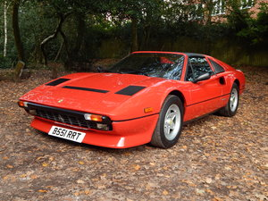 1984 Ferrari 308 GTS QV Extremely Well Presented LHD