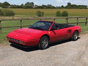 1989 Ferrari mondial t LHD. UK registered