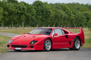 Picture of 1992 Ferrari F40 - 2nd Last Car Produced - 23,000Km - 3 Ownr For Sale