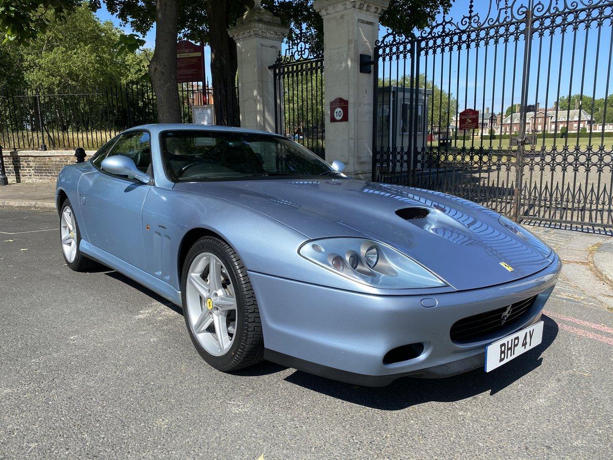 2003 Ferrari 575M For Sale (picture 1 of 6)