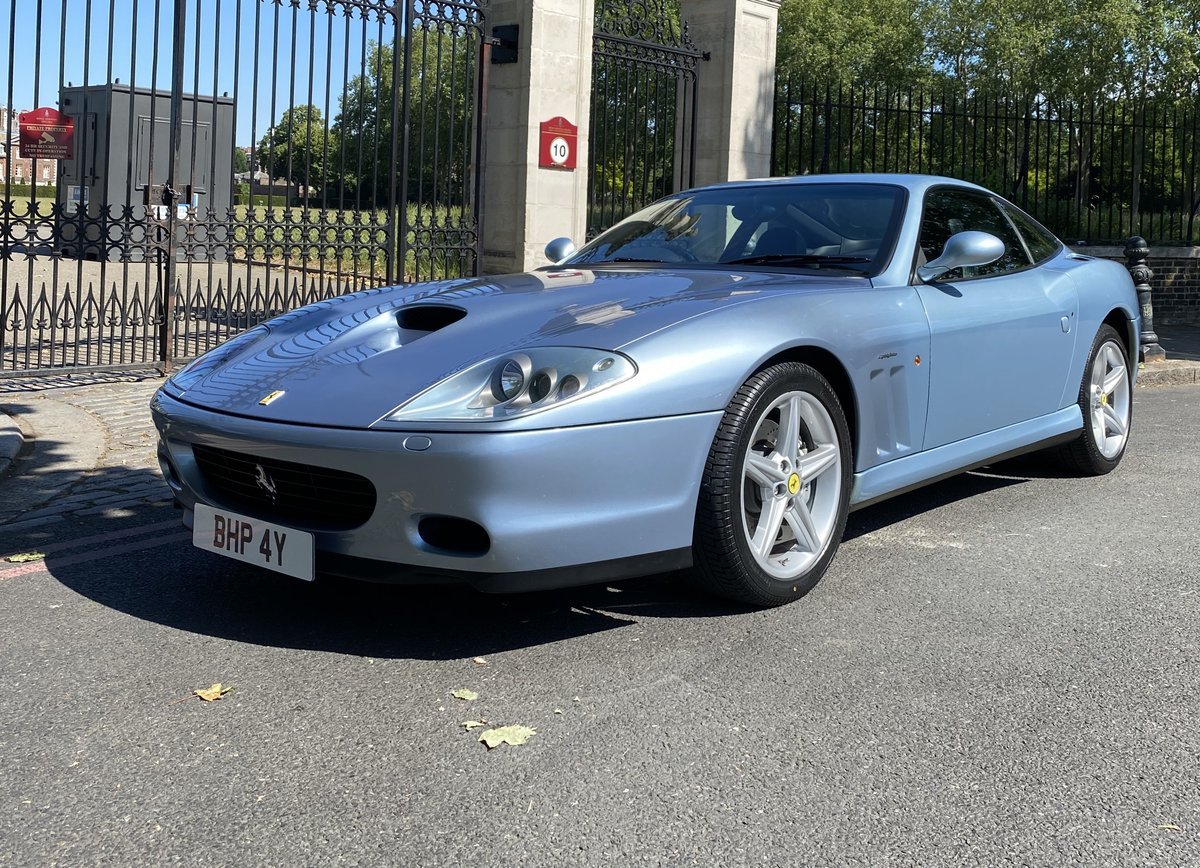 2003 Ferrari 575M For Sale (picture 3 of 6)