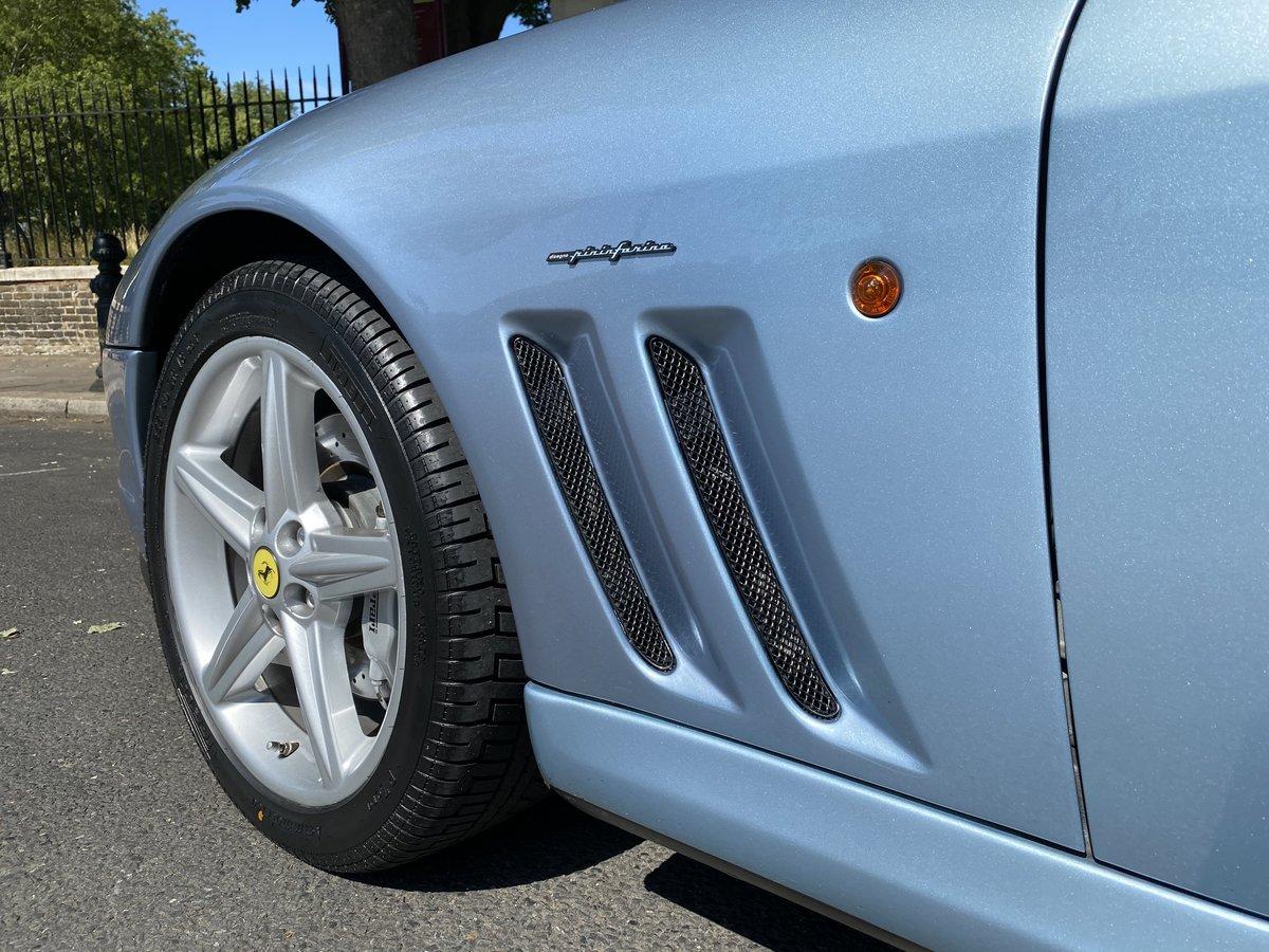 2003 Ferrari 575M For Sale (picture 6 of 6)