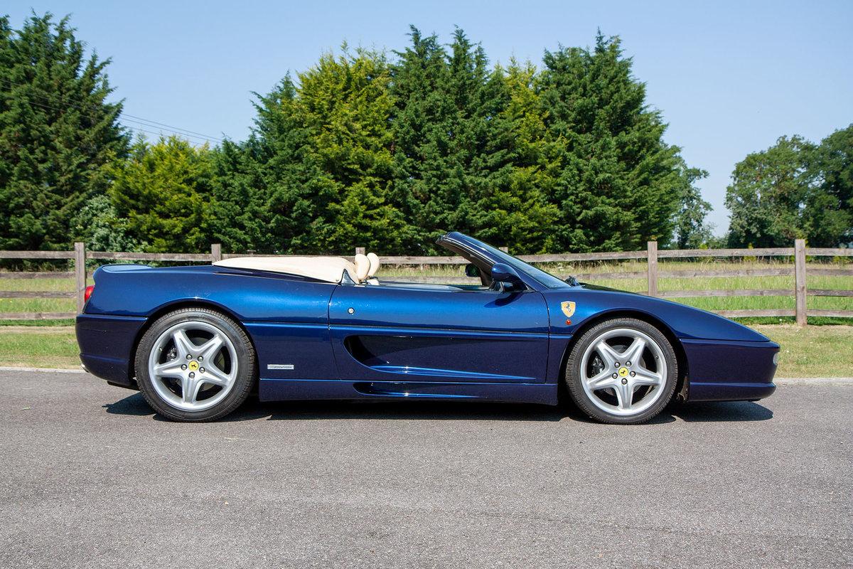 1996 Ferrari F355 Spider Manual For Sale (picture 2 of 6)