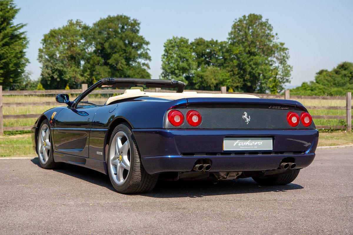 1996 Ferrari F355 Spider Manual For Sale (picture 3 of 6)