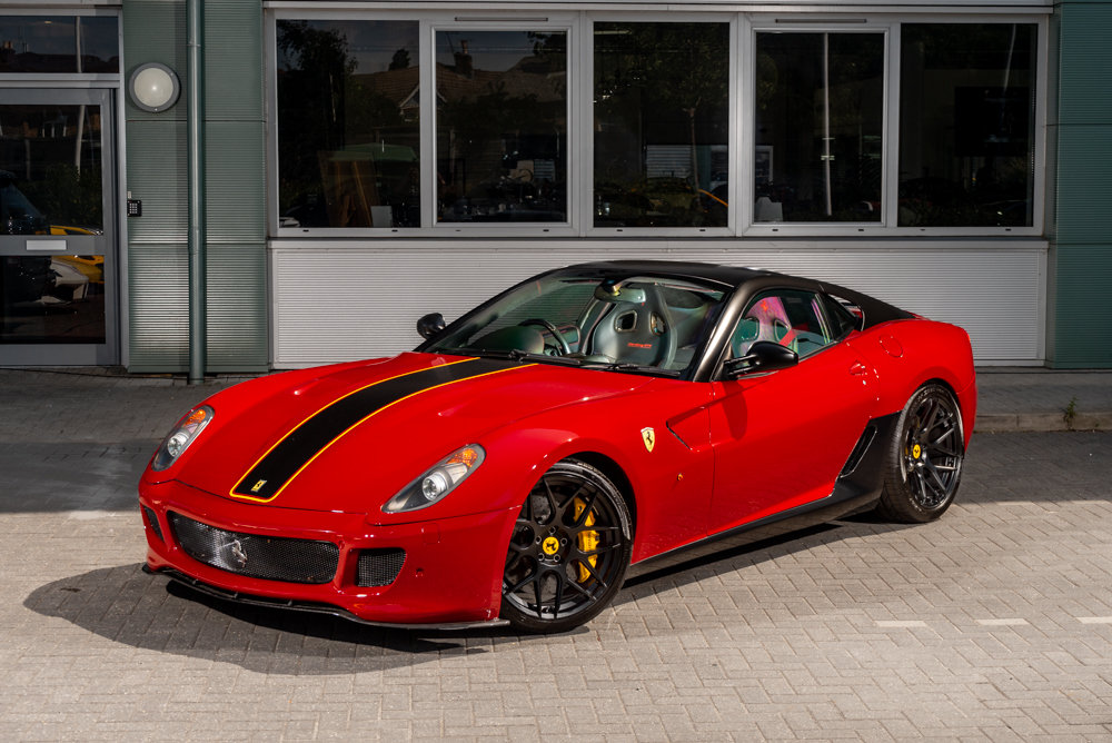 Ferrari 599 GTB 2011 For Sale (picture 1 of 6)