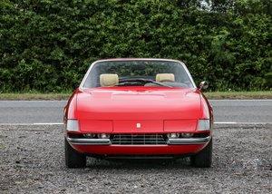 1967 Ferrari 365 4 Daytona Spider by Scaglietti For Sale by Auction