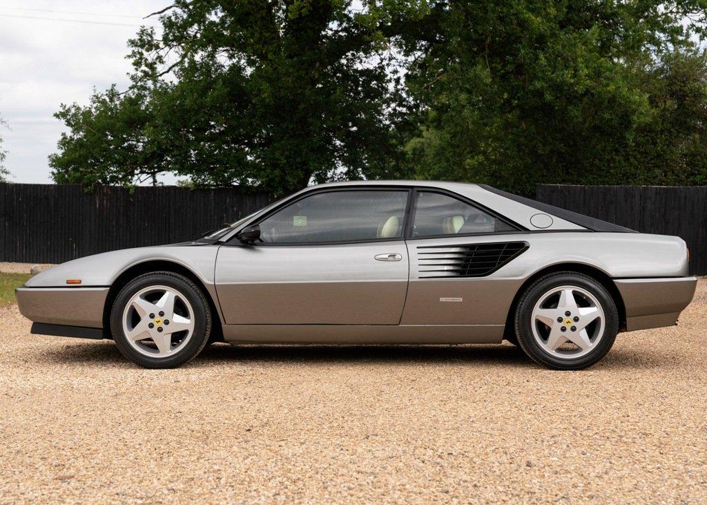 1986 Ferrari Mondial Quattrovalvole GTB (3.2 litre) SOLD by Auction (picture 1 of 6)