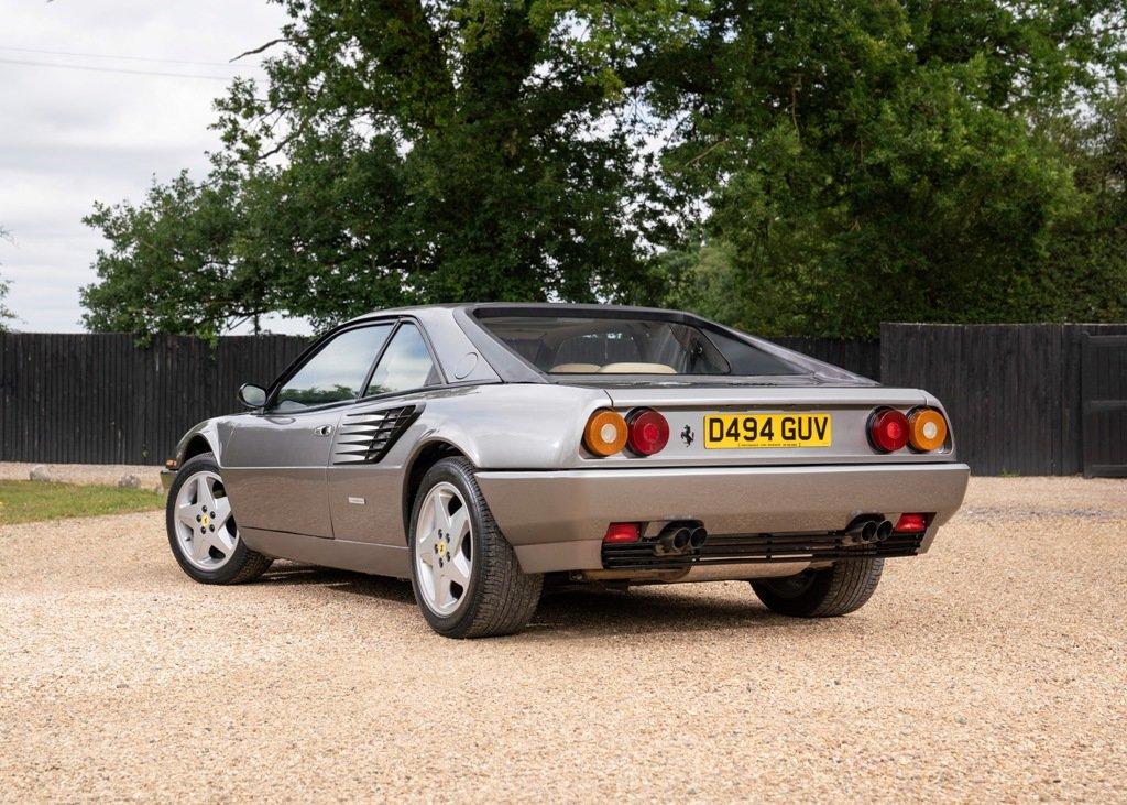 1986 Ferrari Mondial Quattrovalvole GTB (3.2 litre) SOLD by Auction (picture 2 of 6)