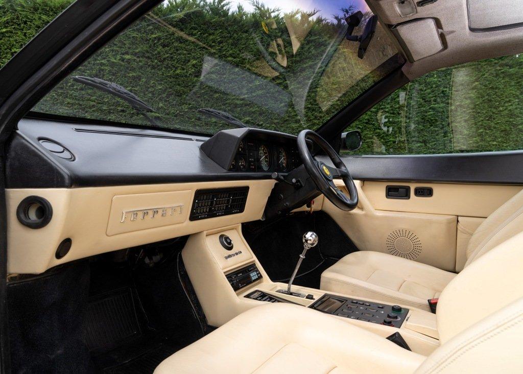 1986 Ferrari Mondial Quattrovalvole GTB (3.2 litre) SOLD by Auction (picture 3 of 6)