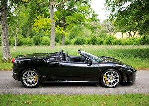 Picture of 2008 Ferrari F430 Spider F1 SOLD by Auction