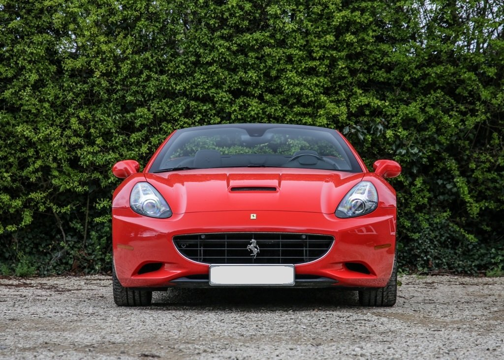2011 Ferrari California SOLD by Auction (picture 1 of 6)