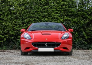 Picture of 2011 Ferrari California SOLD by Auction
