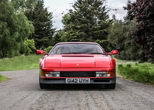 Picture of 1989 Ferrari Testarossa SOLD by Auction