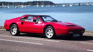 1988 FERRARI 328 GTS  LHD TARGA TOP For Sale
