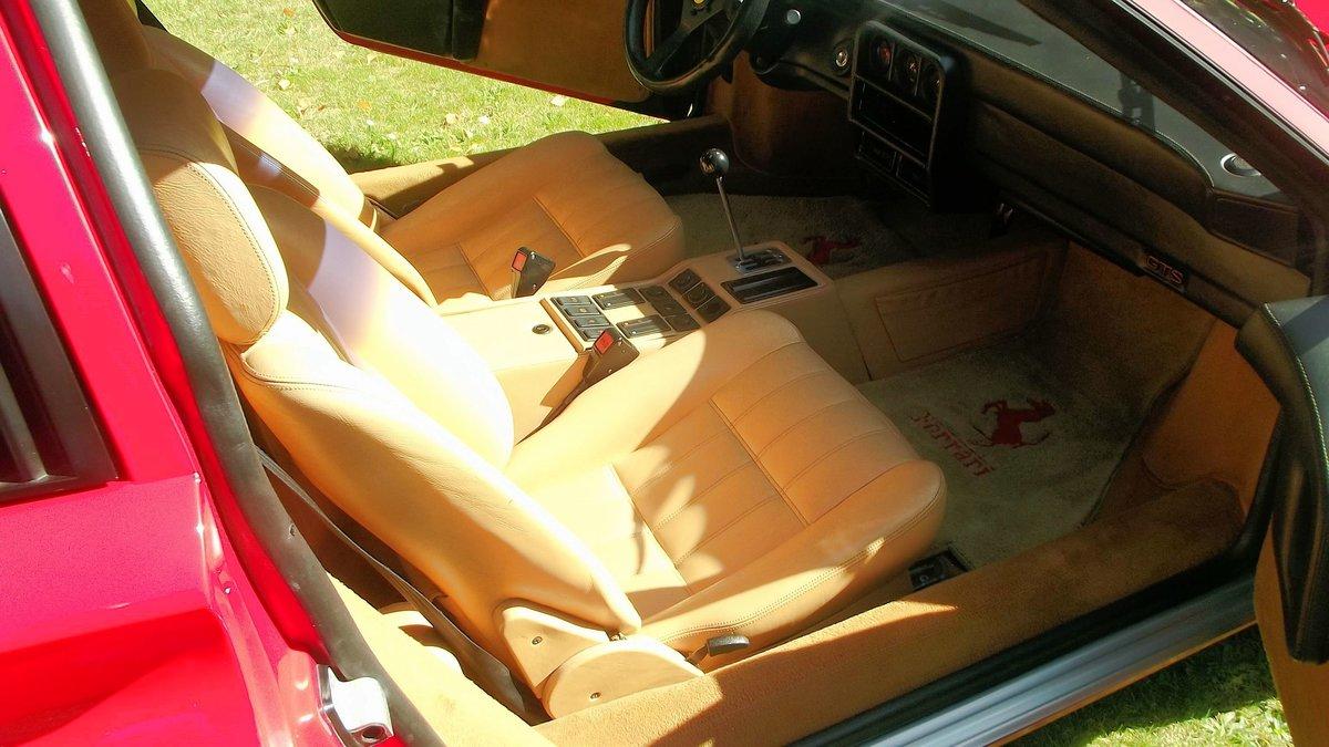 1988 FERRARI 328 GTS  LHD TARGA TOP For Sale (picture 4 of 6)