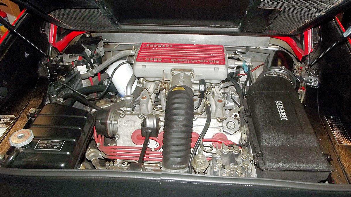 1988 FERRARI 328 GTS  LHD TARGA TOP For Sale (picture 5 of 6)