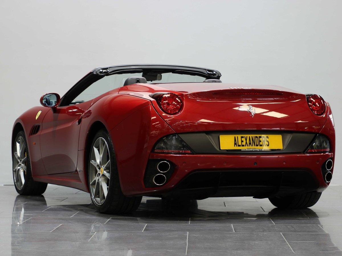 2011 11 11 FERRARI CALIFORNIA 4.3 V8 AUTO For Sale (picture 3 of 6)