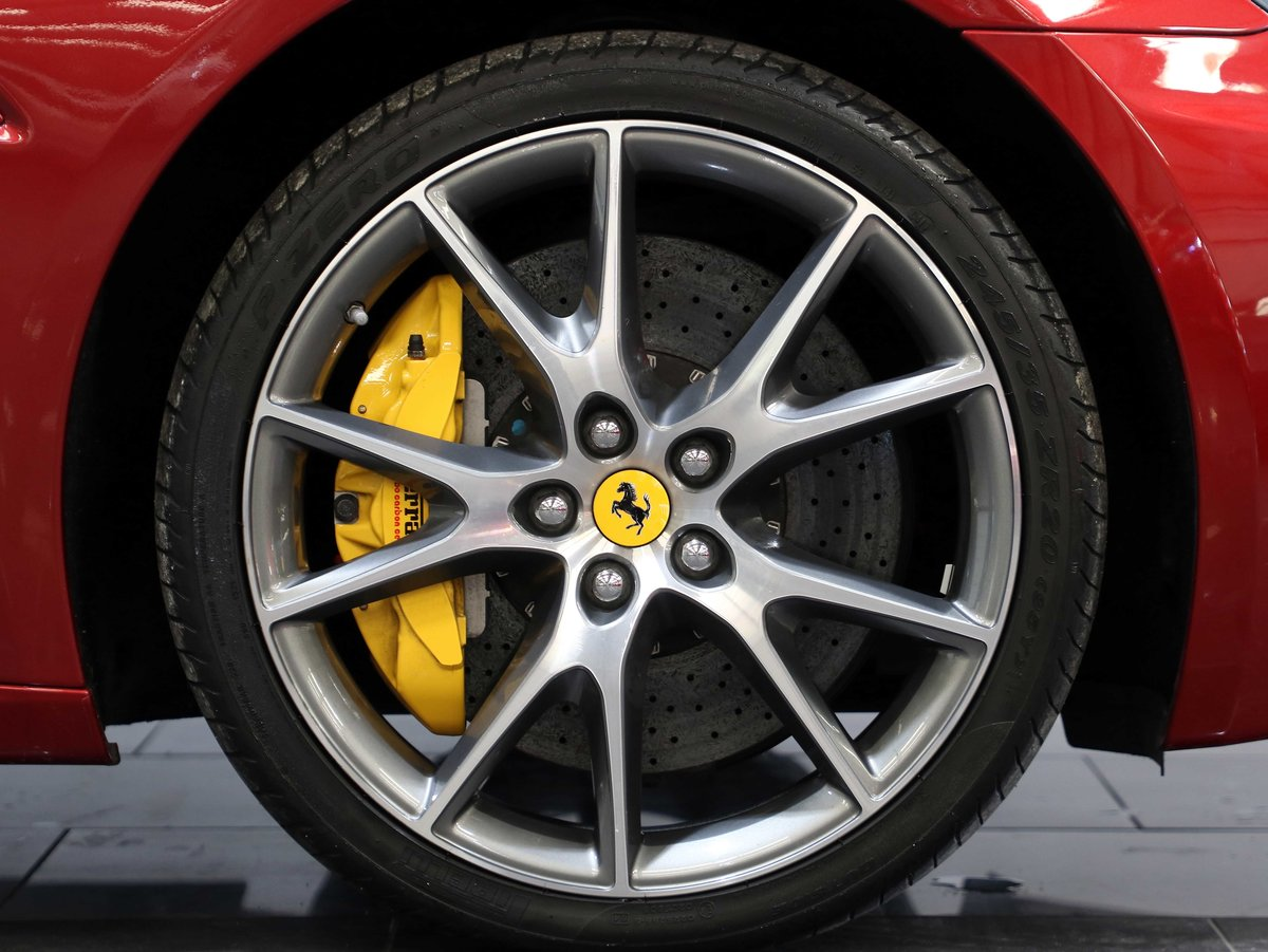 2011 11 11 FERRARI CALIFORNIA 4.3 V8 AUTO For Sale (picture 4 of 6)