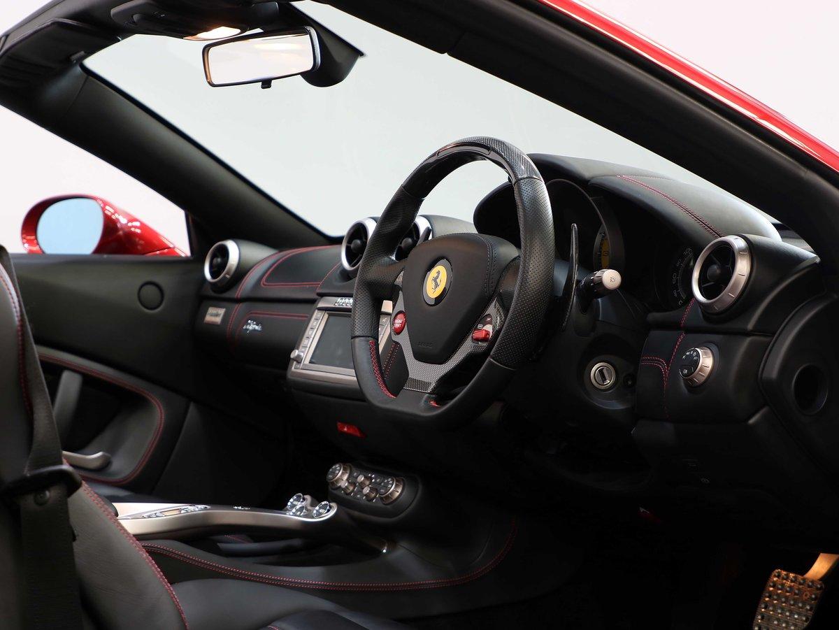 2011 11 11 FERRARI CALIFORNIA 4.3 V8 AUTO For Sale (picture 5 of 6)