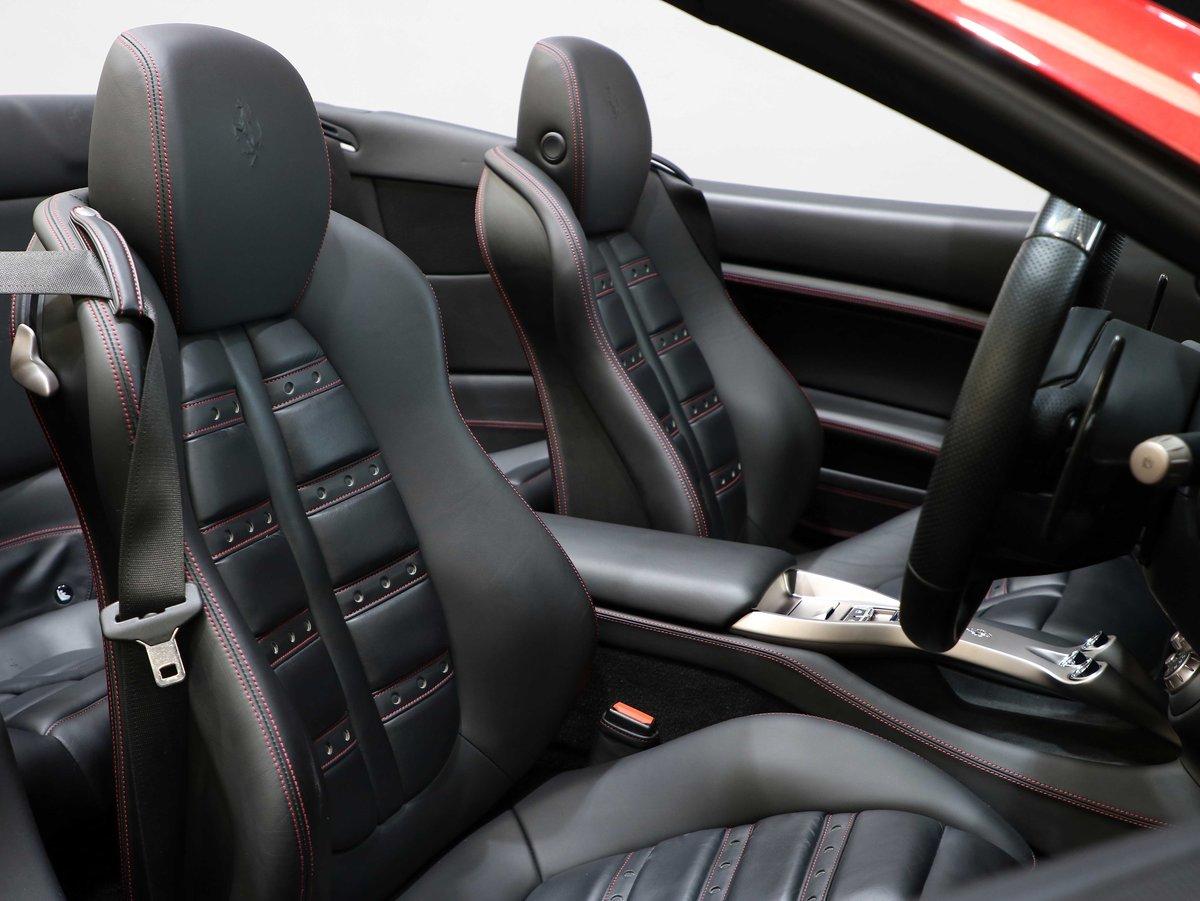 2011 11 11 FERRARI CALIFORNIA 4.3 V8 AUTO For Sale (picture 6 of 6)