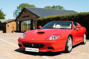 2006 Ferrari 575 Superamerica F1...HGTC Pack