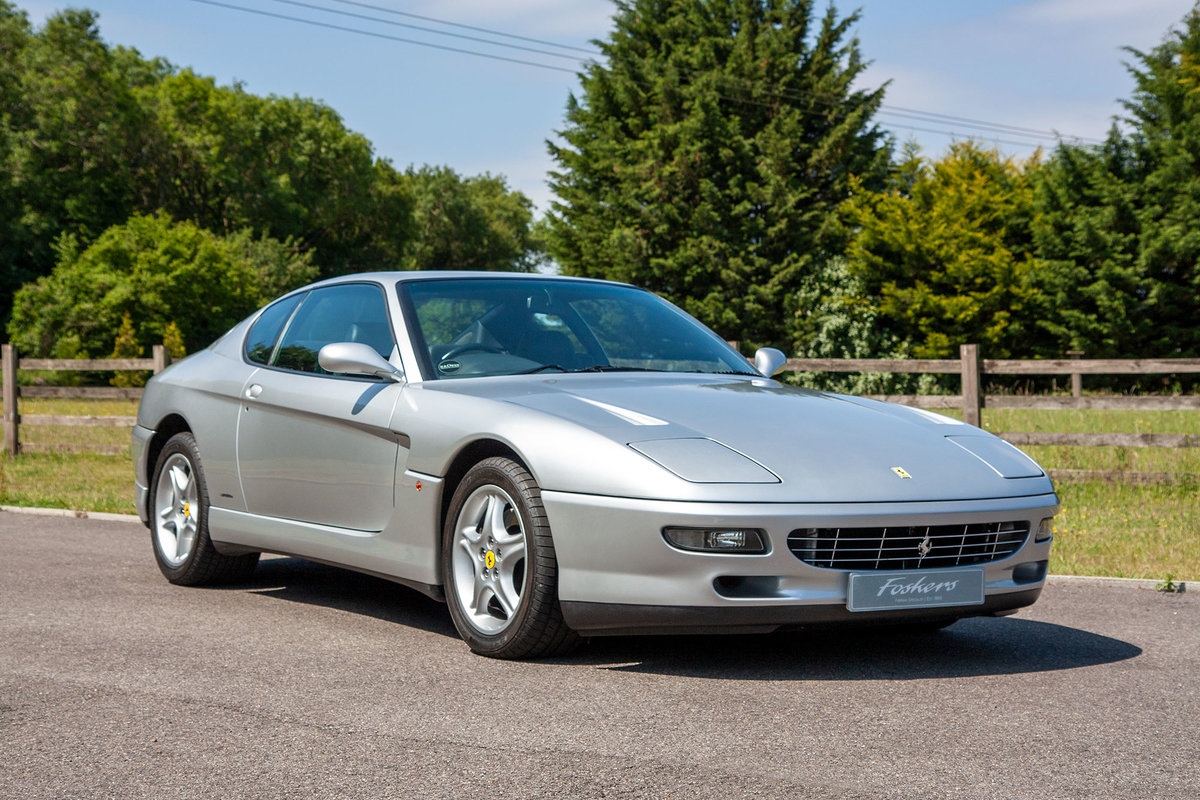 1998 Ferrari 456 GTA For Sale (picture 1 of 6)