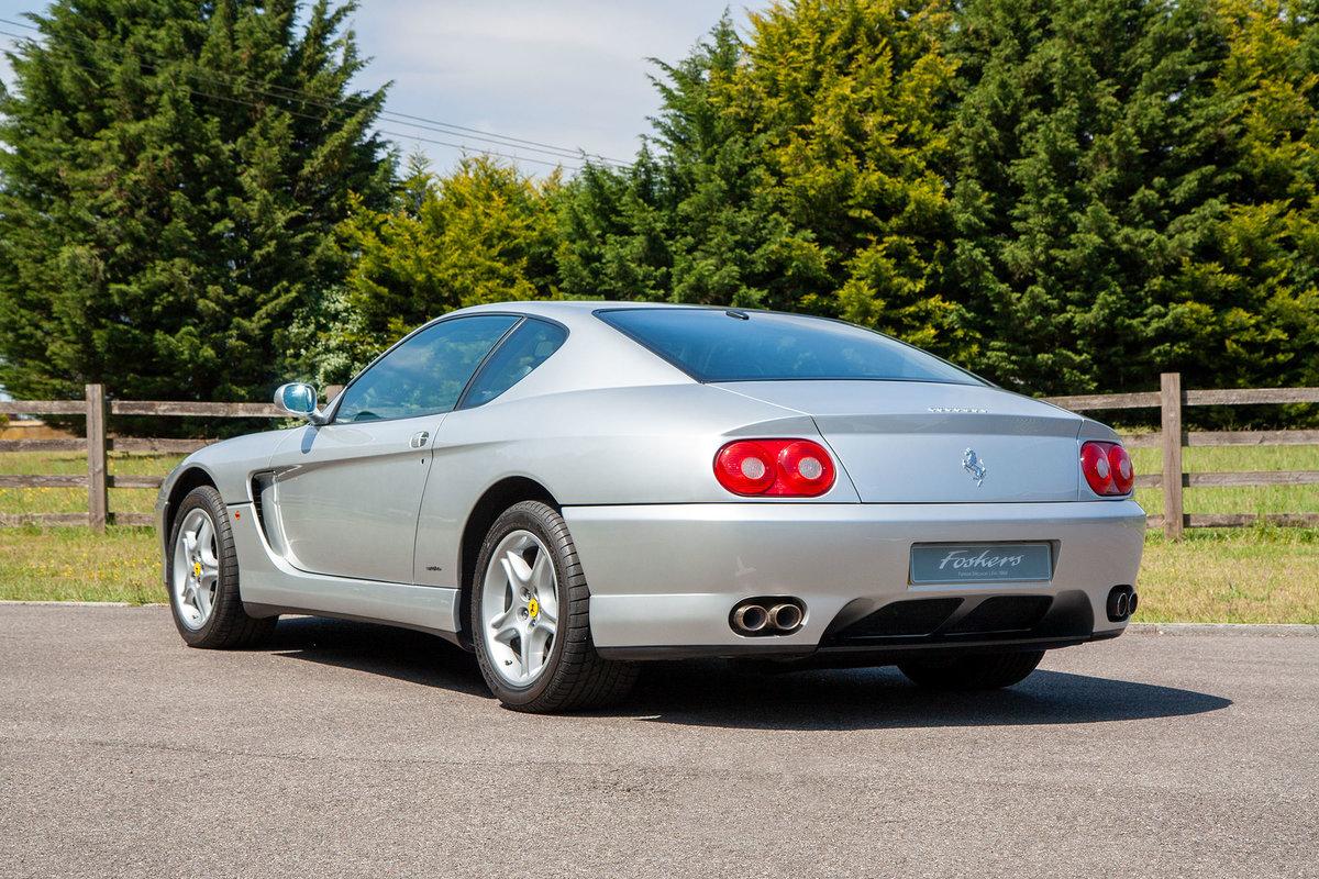 1998 Ferrari 456 GTA For Sale (picture 4 of 6)