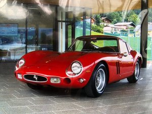 1962 Ferrari 250 GTO Replica Built by Giovanni Giordanengo  For Sale
