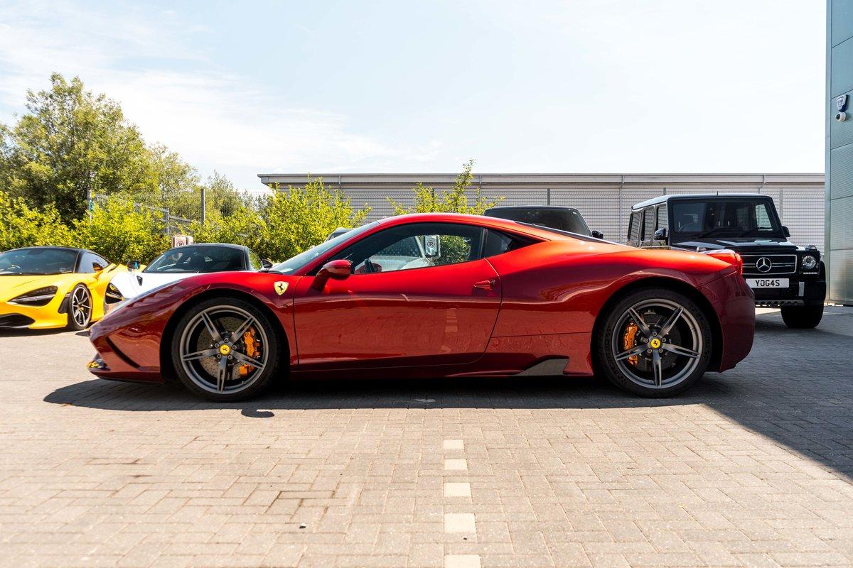 Ferrari 458 Speciale 2014 For Sale (picture 3 of 6)
