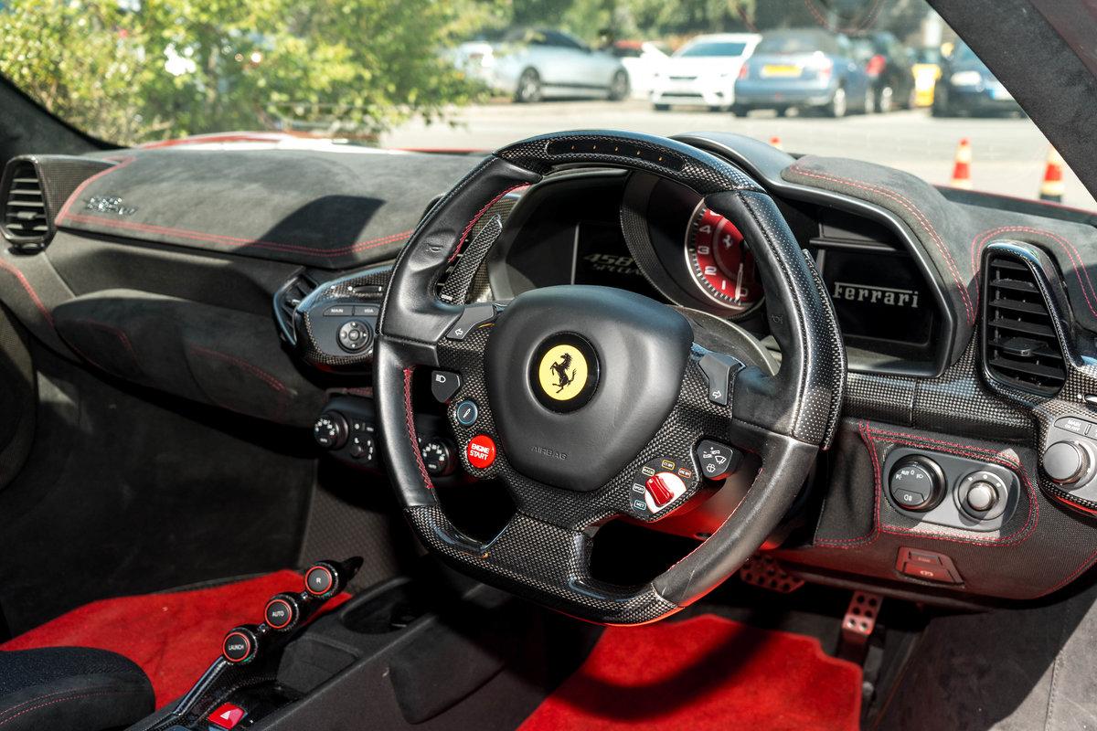 Ferrari 458 Speciale 2014 For Sale (picture 4 of 6)