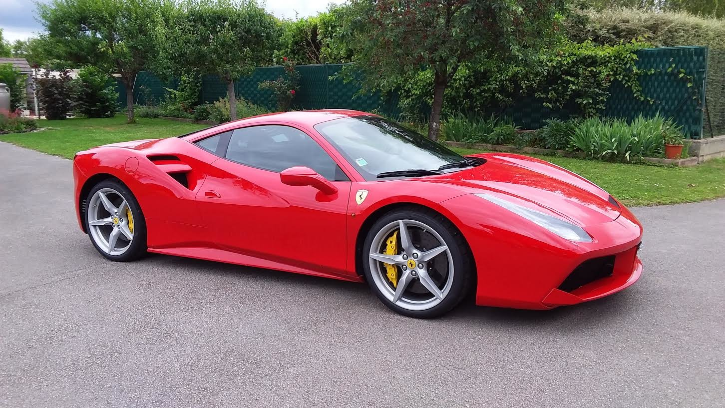 2017 Ferrari 488 gtb For Sale (picture 1 of 3)