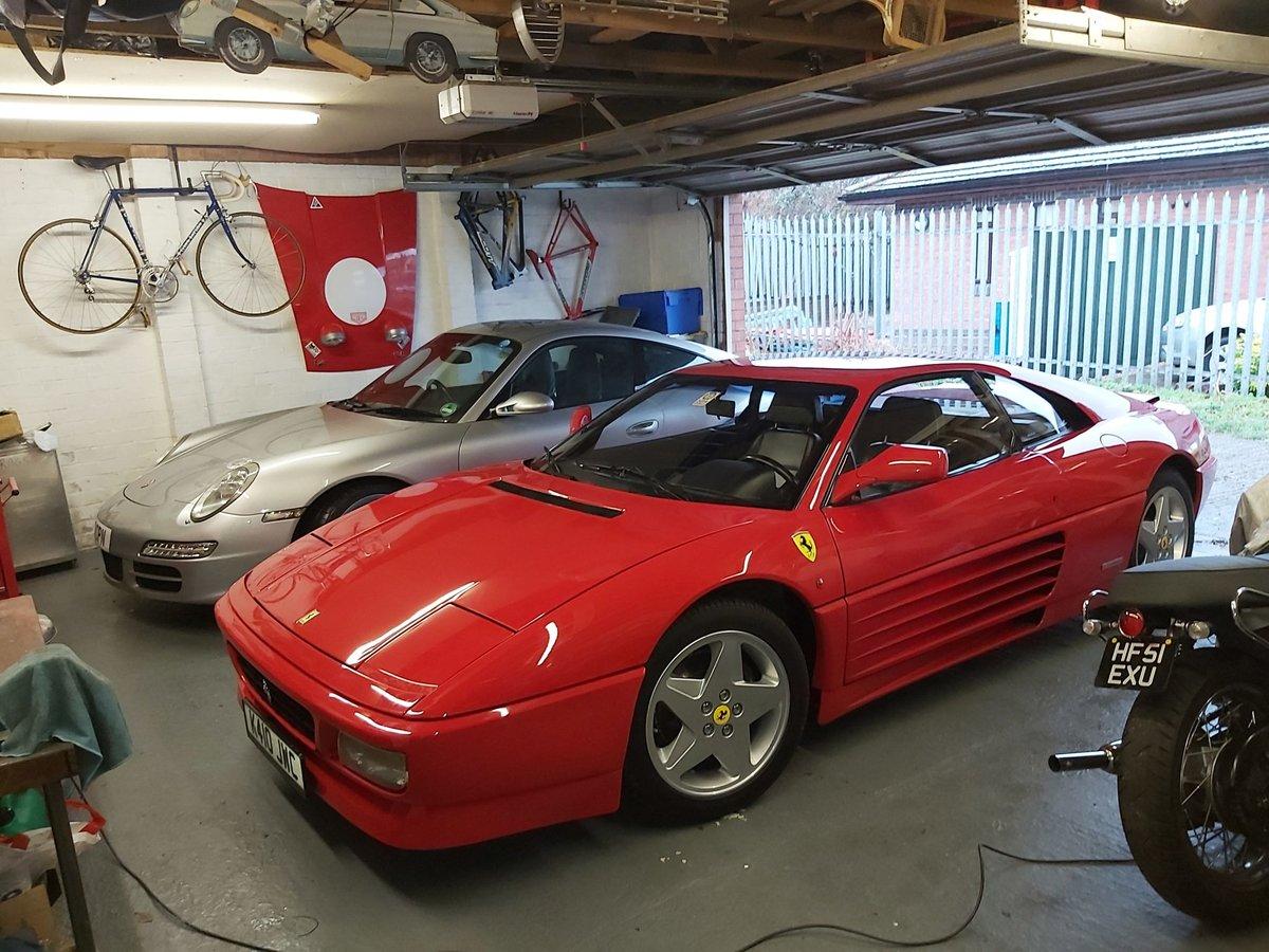 1993 Ferrari 348 For Sale (picture 1 of 6)