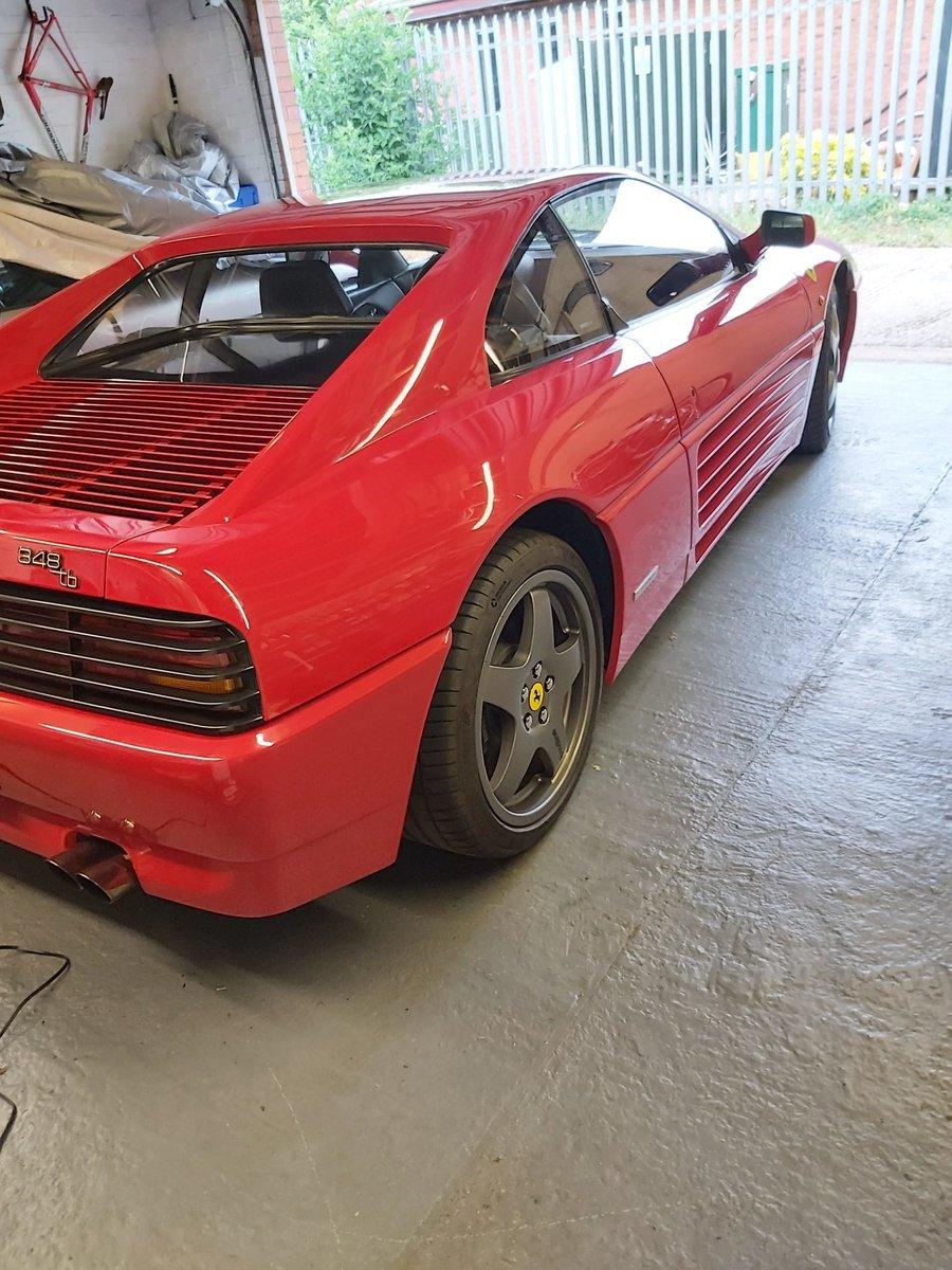1993 Ferrari 348 For Sale (picture 2 of 6)