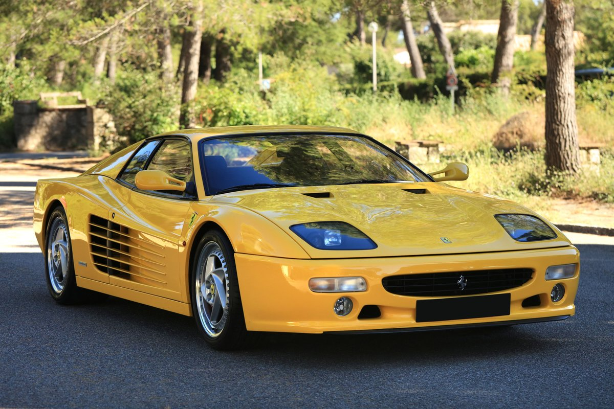 1996 Ferrari F512 M For Sale by Auction (picture 1 of 6)