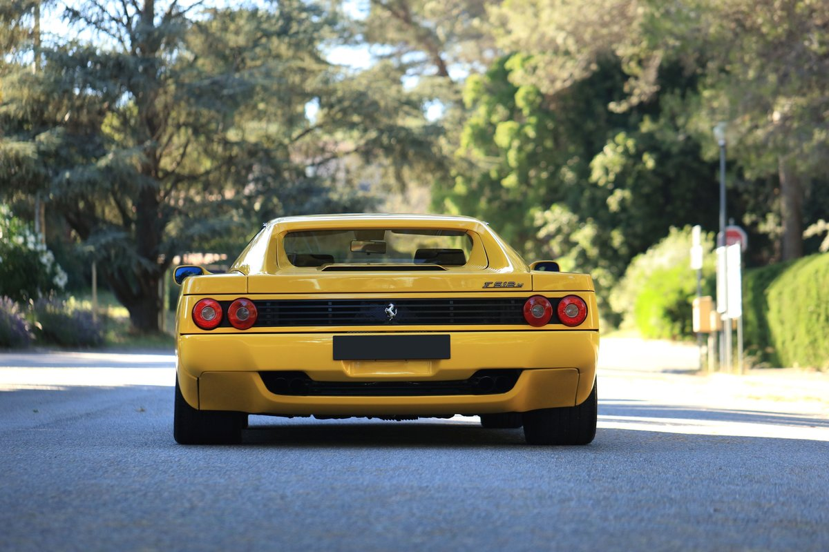 1996 Ferrari F512 M For Sale by Auction (picture 3 of 6)