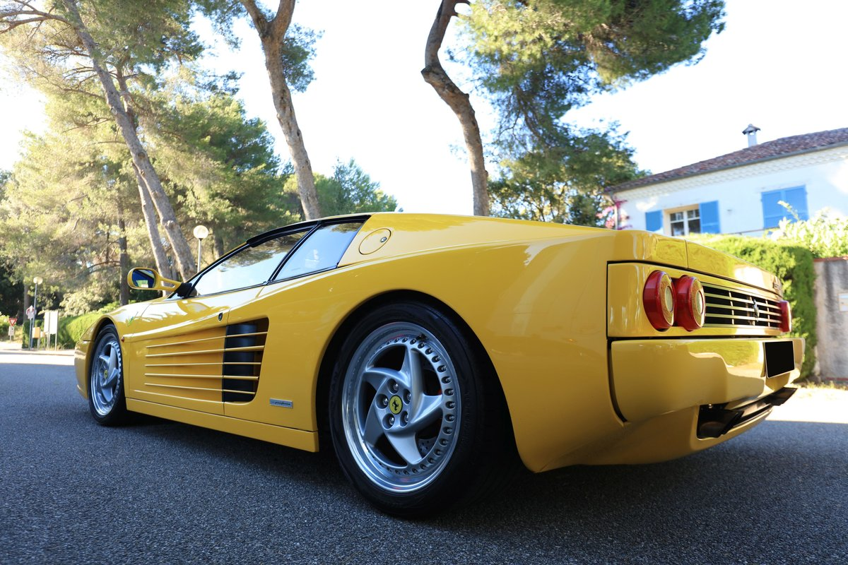 1996 Ferrari F512 M For Sale by Auction (picture 4 of 6)