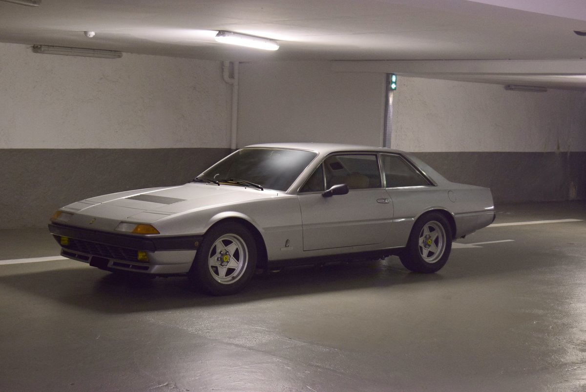 1983 Ferrari 400i No reserve For Sale by Auction (picture 1 of 6)