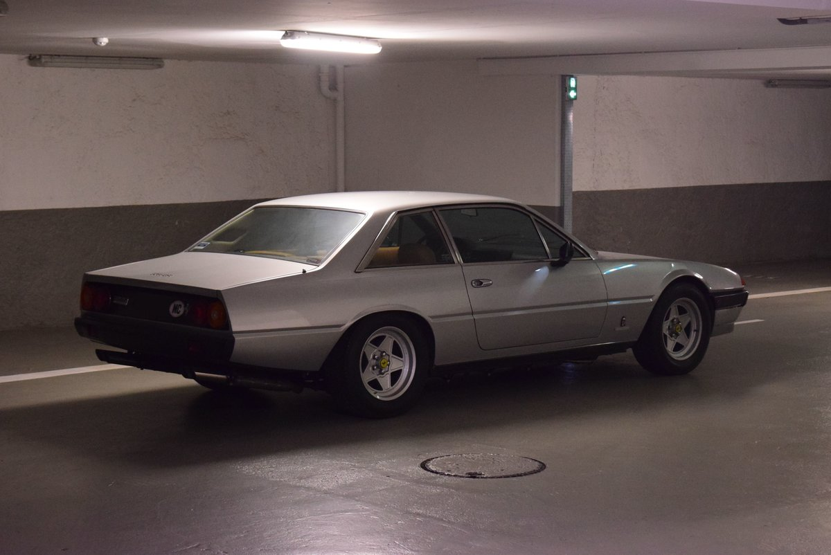 1983 Ferrari 400i No reserve For Sale by Auction (picture 2 of 6)