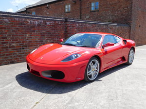 2005 Ferrari F430 Manual 7,000 miles UK -RHD Daytona Seating