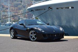 2011 Ferrari 599 GTB Fiorano HGTE F1 For Sale by Auction