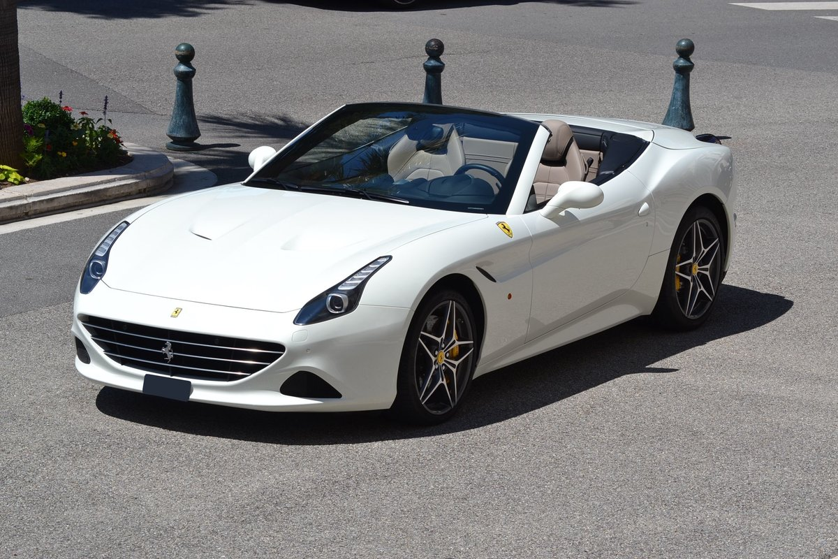 2015 Ferrari California T For Sale by Auction (picture 1 of 1)